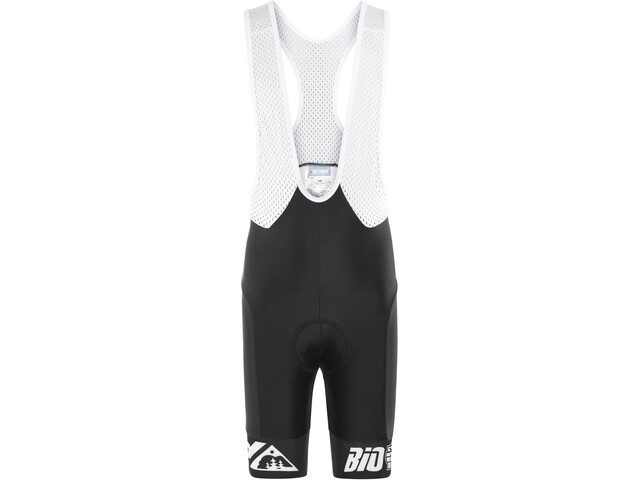Red Cycling Products Pro Race Bibshorts Børn, black